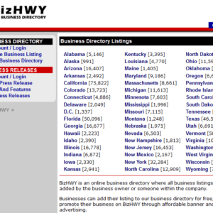 USA / Missouri - Local Business Directory Email list (actual data from missouri.bizhwy.com) 146000 Emails