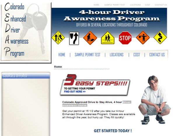 USA / Colorado - Driver Awareness Course Applicants Email list (internal data from coedap.com) 232.900 Emails