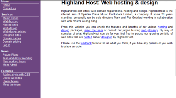 UK - Web hosting, Domains, Web design Customers Email list (actual data from relevant business) 49.000 Emails