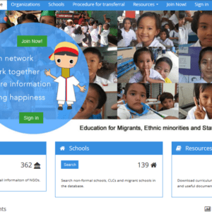 Myanmar / Thailand / ASEAN - Education for Migrants, Ethnic Minorities and Stateless Children Email list (internal data from emescn.net) 25.400 Emails
