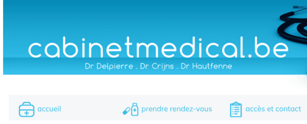 Belgium - Medical Practice Customers / Patients Email list (data from https://www.cabinetmedical.be) 1.500 Emails