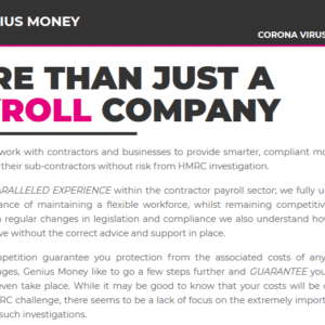 UK - Payroll Company Business Customers Email list (real data from geniusmoney.co.uk) 3.600 Emails