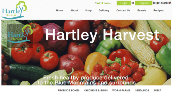 Australia - Organic Products Farm / Shop / Delivery Customers Email list (actual data from hartleyharvest.com.au) 6.200 Emails