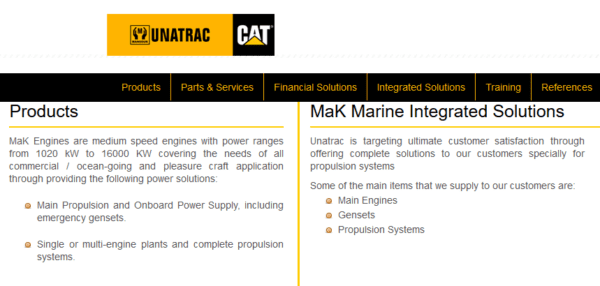 Central Asia & Africa - Marine Power Engines & Equipment Customers Email list (actual data from mak-unatrac.com) 5.400 Emails