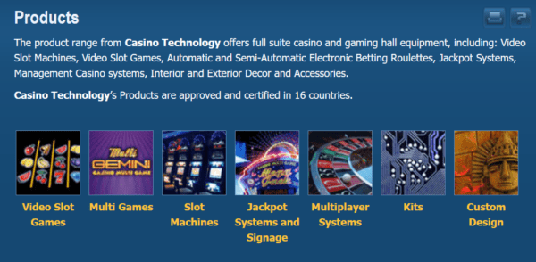 Casino & Gaming Hall equipment customers Email list (actual data from casino-technology.cz) serving 16 countries 3.800 Emails
