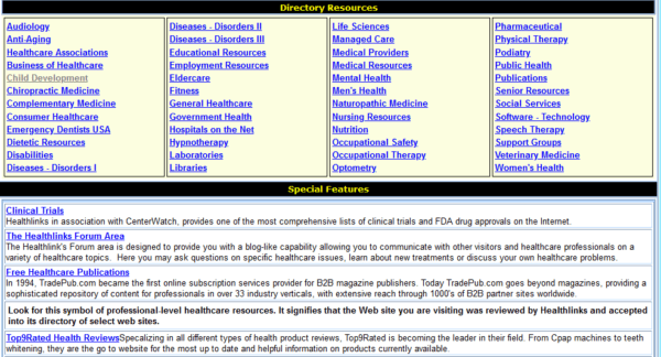 Worldwide - Healthcare Professionals - Suppliers - Practices Email list (actual data from healthlinks.net database) 95.000 Emails