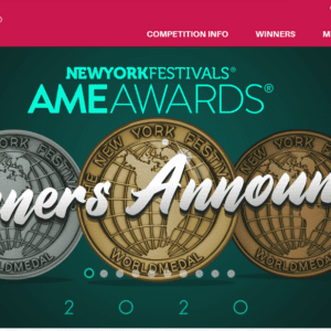 USA - Advertising &  Media Business Email list (internal data from ameawards.com) 63.900 emails