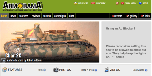USA / Worldwide - hobbyists Armor/AFV Scale Modeling customers Email list (internal data from armorama.com) 37.400 Emails