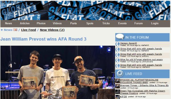 Worldwide - BMX flatland fans & Customers Email list (internal data from global-flat.com) 27.200 Emails