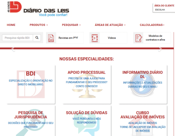 Brazil - Property Valuation, BDI, Labor routines, Legal practice customers Email list (internal data from diariodasleis.com.br) 66.700 Emails