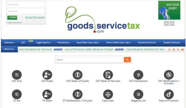 India - Indirect Taxation Solutions Customers Email list (internal data from servicetaxonline.com) 41.300 Emails