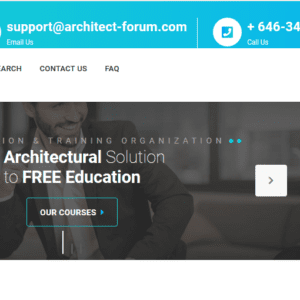 USA - Architects, Design Professionals Education / Courses Customers Email list (internal data from lms.architect-forum.com) 11.200 Emails